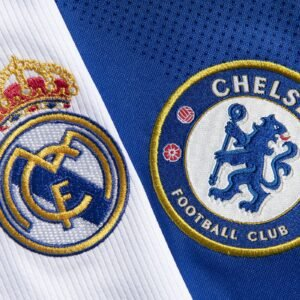 Real Madrid are favourites to face Chelsea in the Champions League semi-final