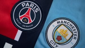 PSG have never beaten Manchester City in European competition. Another attempt today