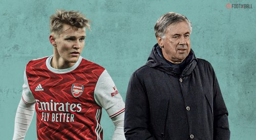 What Next For Real Madrid's Martin Odegaard After Arsenal Loan?