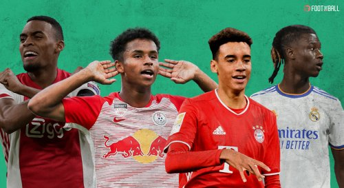 Top 10 Wonderkids To Watch For In The Champions League In 2021/22