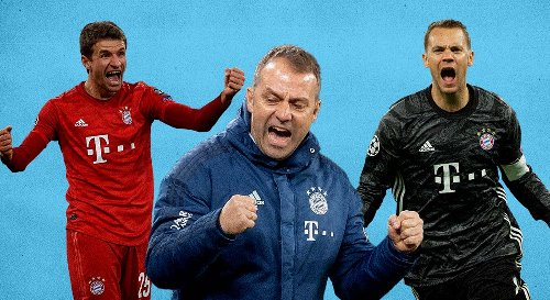 Bayern Munich Are Bundesliga Champions Yet Again!Their 9th In A Row
