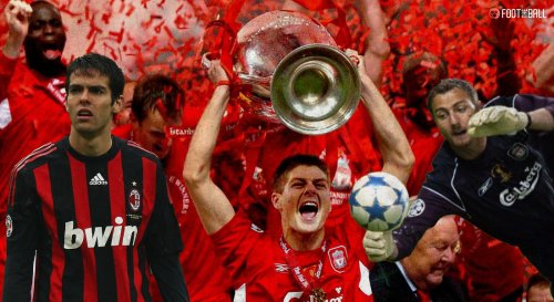 ReliveThe Miracle Of Istanbul As Liverpool Host AC Milan In The UCL