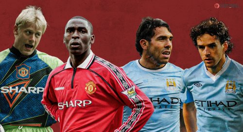 10 Players Who Have Played For Both Manchester City And United