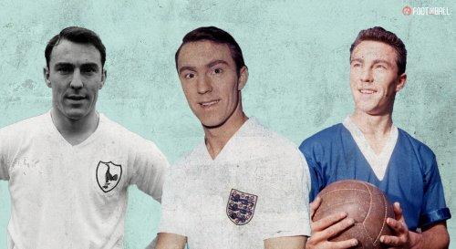 The Top Ten Iconic Moments Of Jimmy Greaves' Illustrious Career
