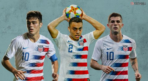 From Pulisic To Dest - The Top Ten Active Football Players From The USA