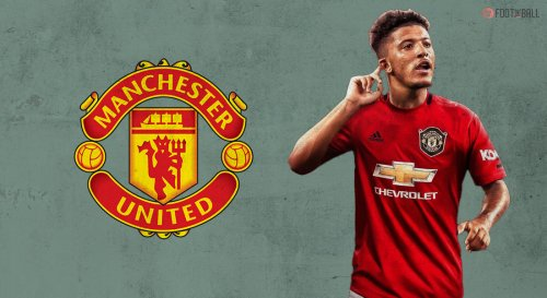 Grading The Transfer Of Jadon Sancho From Dortmund To Manchester United
