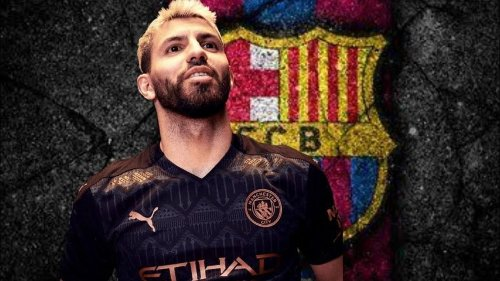 BREAKING: Sergio Aguero Has Agreed To Join Barcelona This Summer
