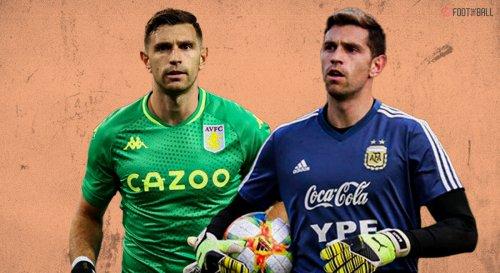 Emiliano Martinez Is Set To Shine For Argentina In Copa America 2021