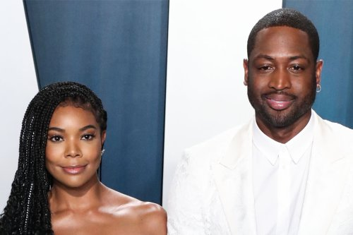 Gabrielle Union & Dwyane Wade Pay Tribute to the Late Gigi Bryant in Charitable Mambacita Gear
