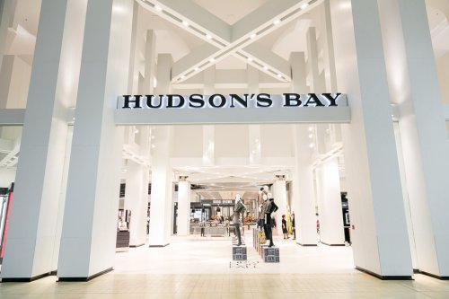 Hudson's Bay Turns Canada Store Into COVID-19 Vaccine Clinic