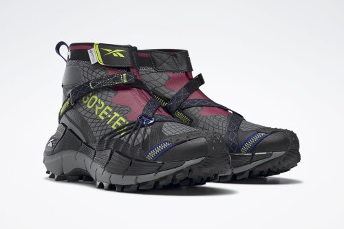 Reebok Adds Gore-Tex and Vibram Outsoles to Its Outdoor-Ready Zig Kinetica II Edge
