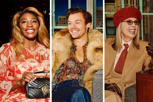Serena Williams, Harry Styles & Diane Keaton Can't Stop Talking About Their 'Beloved' Gucci Bags