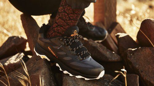 Merrell Adds Two Lightweight Styles to Its Acclaimed Moab Hiking Boot Franchise