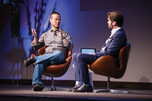 Michael Atmore: It's Hard to Imagine a World Without Tony Hsieh