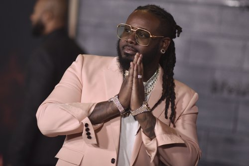 T-Pain Talks Ruffles Sneakers, Giving His Shoe Collection Away Every Christmas and Today's Musicians With the Best Style
