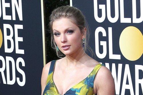 Taylor Swift Praises 'Basic' Fall Style — Knee Socks, Boots & Tights