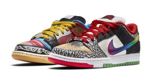 Nike Is Celebrating Skateboarding Icon Paul Rodriguez With the SB Dunk Low 'What The Paul'