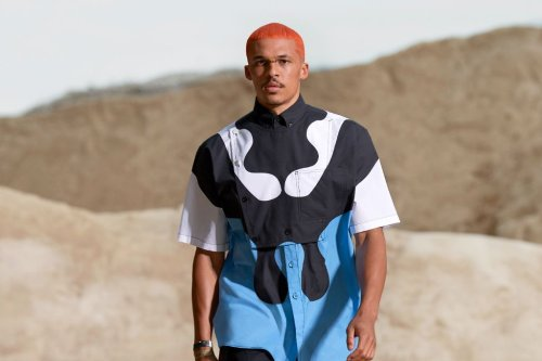 Burberry Spring 2022 Men's Collection