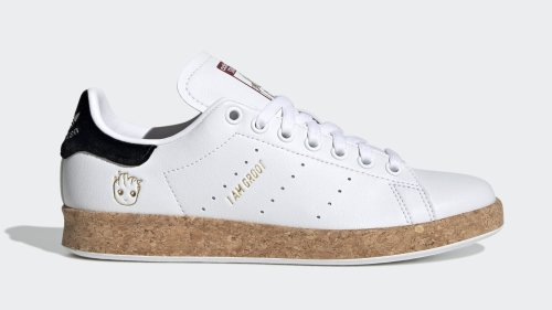 Marvel and Adidas Are Dropping a New Stan Smith Style Inspired by Groot
