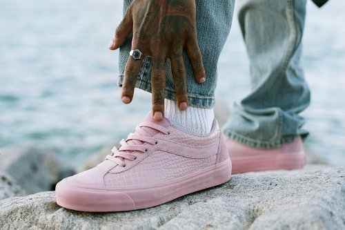 The Webster Brings the Spirit of Miami to Vans for a Premium Three-Shoe Collection