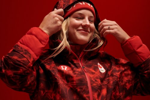 Take a Look at Lululemon's Uniforms For the Olympic Athletes of Canada