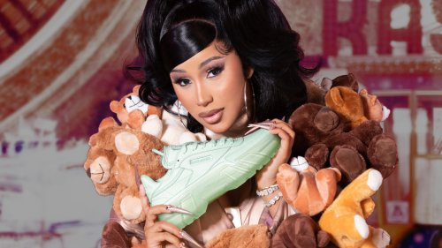 Cardi B's New Reebok Mommy and Me Collection Honors Her 'Unwavering Love' for Daughter Kulture