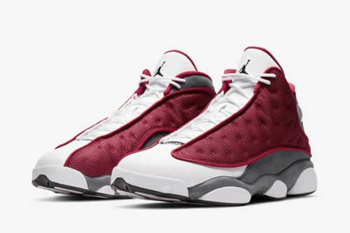 Jordan Brand Will Release the Air Jordan 13 'Red Flint' in Full-Family Sizing