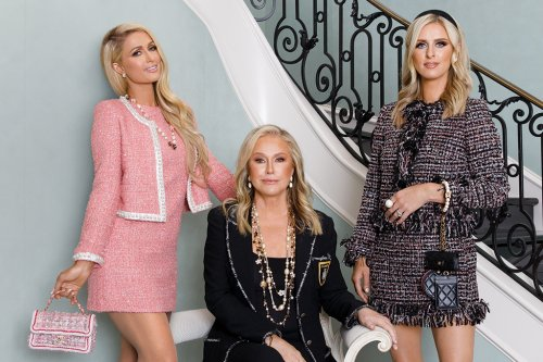 Paris, Nicky and Kathy Hilton: The FN Cover Shoot