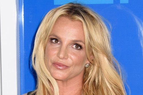 Britney Spears Makes a Case for Tennis Shoes in a Sports Bra, Athletic Shorts & These Beloved Chunky Sneakers