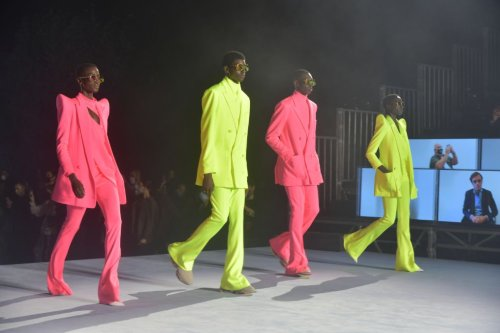 Balmain Will Put On Its Own Music Festival During Paris Fashion Week This Fall