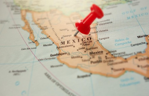 Don't Travel To Mexico, Says CDC. (Yet Infection Rates Are Higher In Most Of The U.S.)