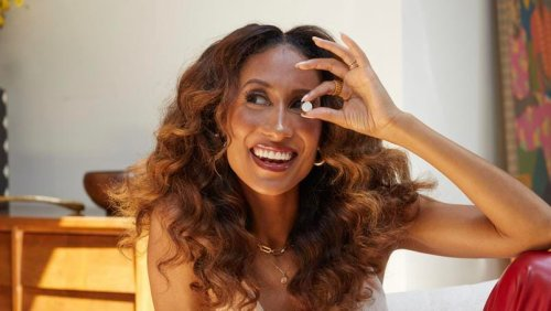 Elaine Welteroth On CBD: 'A Welcome Gearshift To Transition Out Of Work-Mode, Into Self-Care'