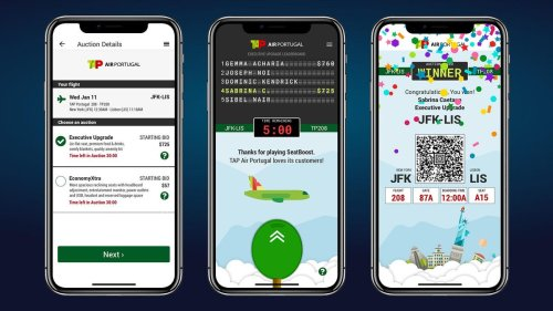 SeatBoost Turns Upgrading Your Airline Seat Into A Game