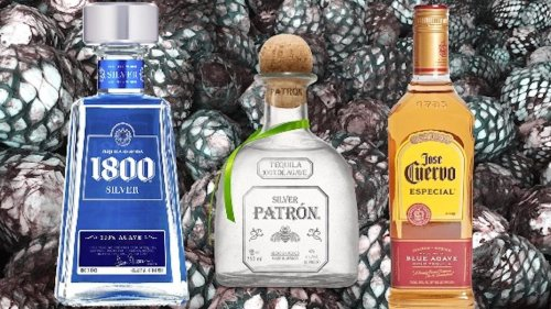 The World's Most Popular Tequilas