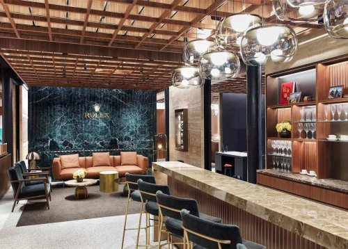 New Tudor, Rolex Stores Open In New York Where Watch Boutiques Put Emphasis On Experiences