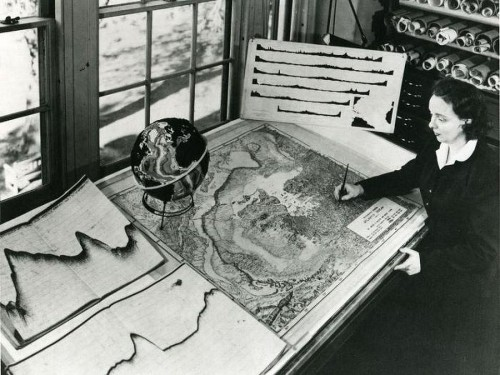 How Marie Tharp Changed Geology Forever
