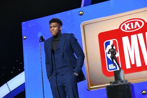 Giannis Antetokounmpo Wins Second Straight NBA MVP Award