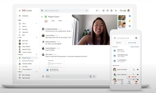 Google Updates G Suite With New Integrated Design