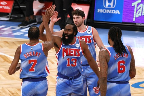 Brooklyn Nets' James Harden Becomes First Player With A 30-Point Triple-Double In His Team Debut
