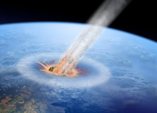 Study Suggests That A Tunguska Sized Explosion Destroyed A City 3,600 Years Ago