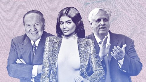 Kylie Jenner, West Virginia Governor Jim Justice And 59 Others Who Lost Their Billionaire Status This Year