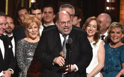 After Decades Of Abuse, Scott Rudin Will 'Step Back' From Broadway