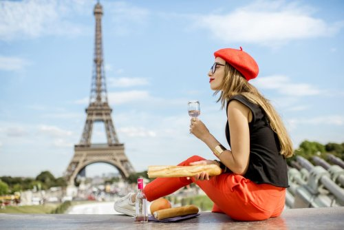 France Will Allow Vaccinated American Travelers To Visit With 'A Special Pass'