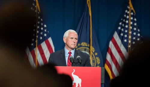 'Traitor!' Pence Faces Hecklers During Conservative Christian Summit