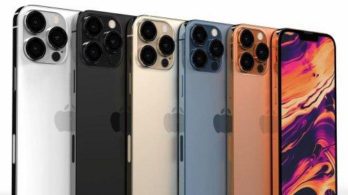 New Apple Leak Reveals iPhone 13 Design Shock