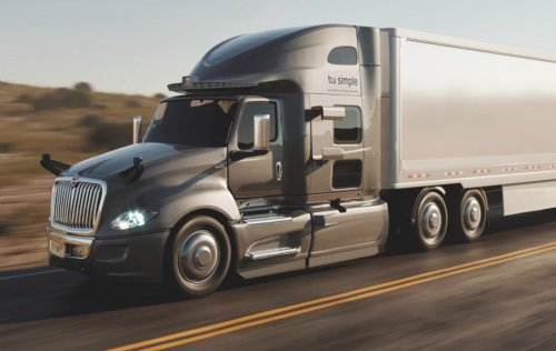 The Autonomous Truck Revolution Is Right Around The Corner