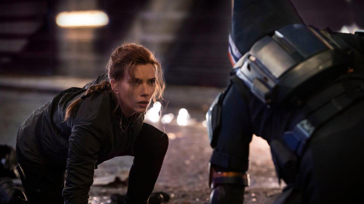 Box Office: 'Black Widow' Nabs Marvelous $13.2M Thursday