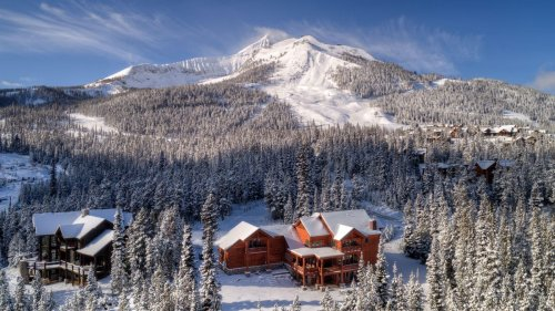 The Wealthy Are Moving To These 5 U.S. Mountain Towns
