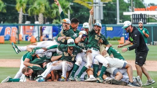 South Florida Bulls Have Made Their Coach 'Super Proud' During Memorable Postseason Journey