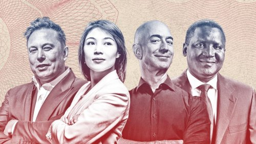 Forbes' 35th Annual World's Billionaires List: Facts And Figures 2021